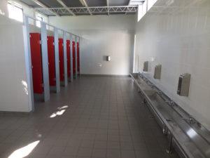 Renovate And Refurbish Toilet Block