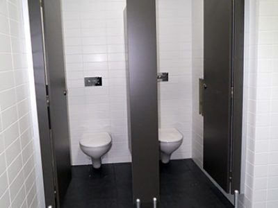 State Library Toilets Upgrade