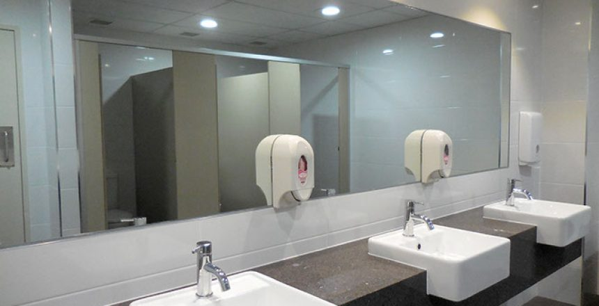 Westmead Private Hospital Public Bathrooms